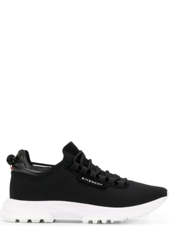 Givenchy Man Black And White Spectre Sneakers