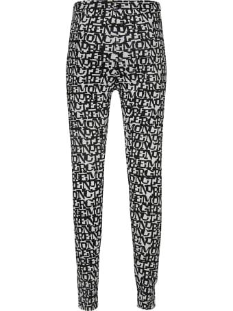 Moncler Genius Allover Logo Trousers