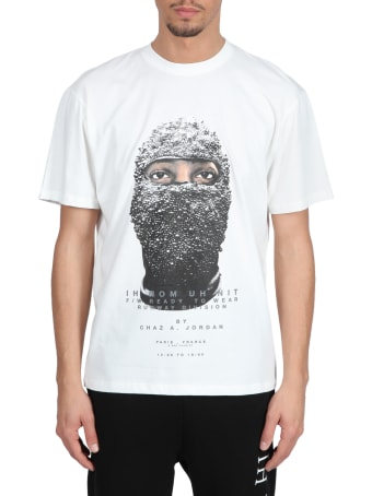 ih nom uh nit Limited Edition Black Mask Tee