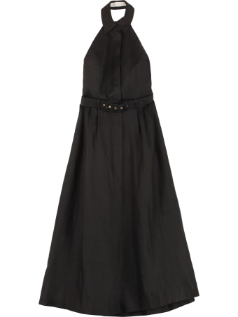 Zimmermann Bonita Linen Maxi Dress