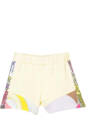 Emilio Pucci Colored Shorts