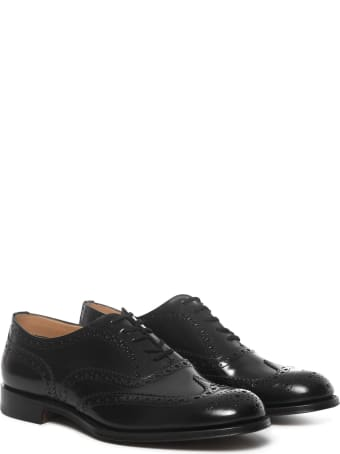 Church's Burwood Laced Up