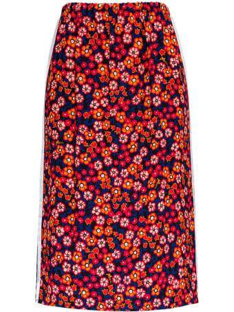 Marni Floral Viscose Skirt
