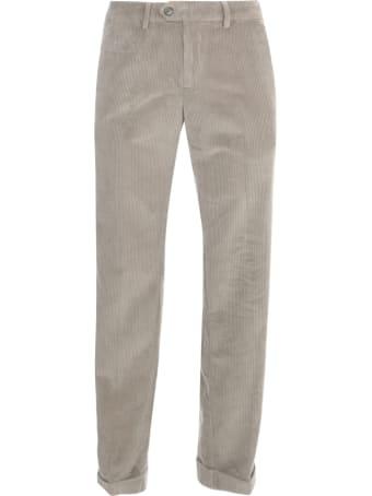 Seventy Velvet Washed Chino Slim Pants