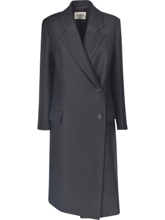 Covert Official Single Breasted Coat
