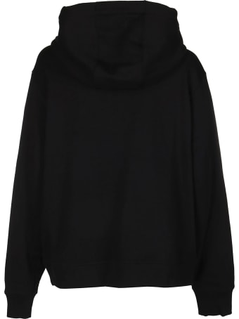 Burberry Black Cotton Sweatshirt