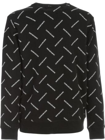 Calvin Klein Jeans Instit Aop Crew Neck Sweatshirt