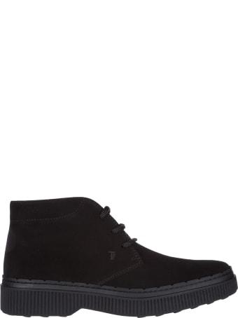 Tod's Tropez Vintage Desert Boots