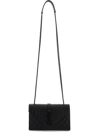 Saint Laurent Small Satchel Shoulder Bag