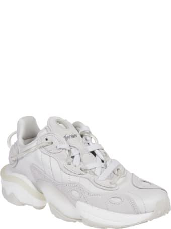 Adidas Originals White Torsion X Sneakers