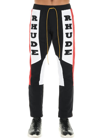 Rhude 'racing' Pants
