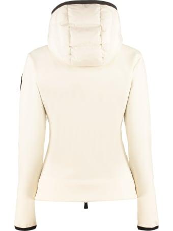 Moncler Grenoble Hooded Nylon Jacket