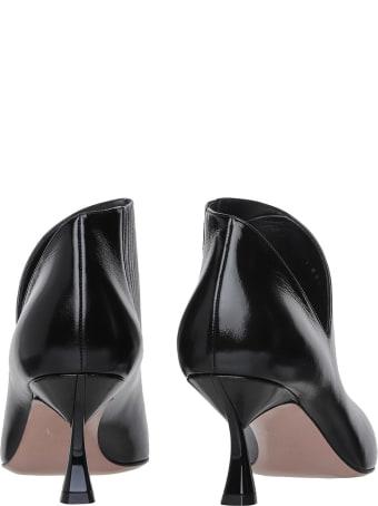 Casadei Sveva K-blade Ankle Boots
