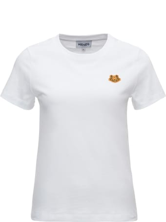 Kenzo Tiger Patch Tee