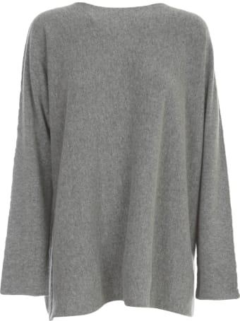 PierAntonioGaspari Boat Neck Long Sweater L/s