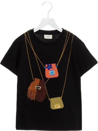 Fendi 'bags' T-shirt