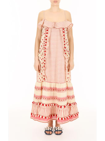 Dodo Bar Or Ida Dress.Shop Dodo Bar Or At Italist Best Price In The Market