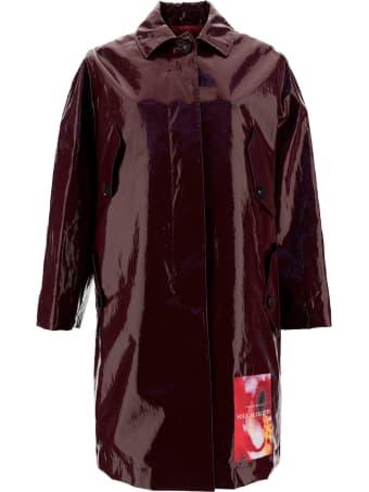 Frankie Morello Trench Coat