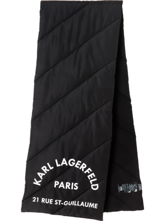 Karl Lagerfeld 'rue St Guillaume' Scarf