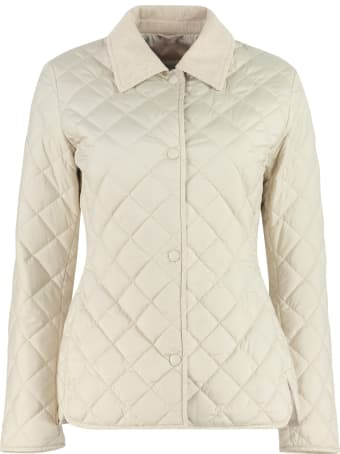 Add Quilted Jacket With Snaps