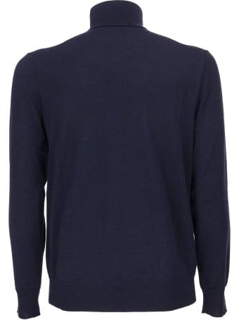 Ralph Lauren Turtleneck Sweater In Wool