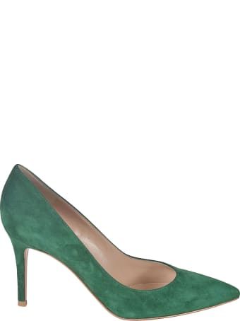 Gianvito Rossi Classic Pointed Pumps