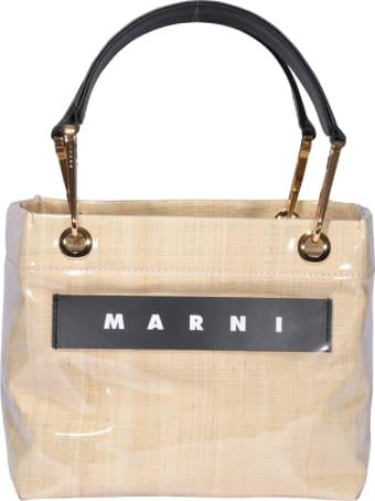 Marni Glossy Grip Bag