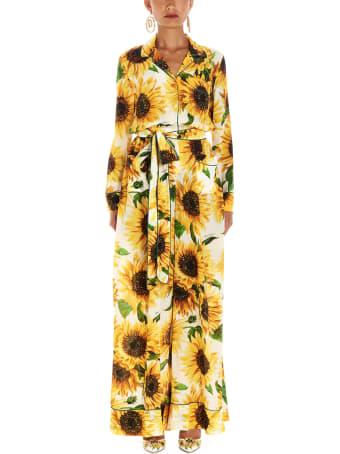 Dolce & Gabbana 'girasoli' Jumpsuits