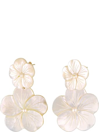 Katerina Psoma Mop Earrings