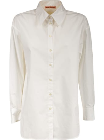 Acne Studios Classic Long-sleeved Shirt