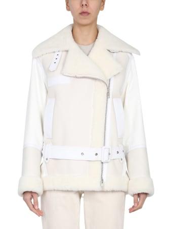 Mr & Mrs Italy Elizabeth Sulcer Capsule Leather Jacket