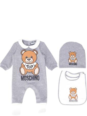 Moschino Gray Set
