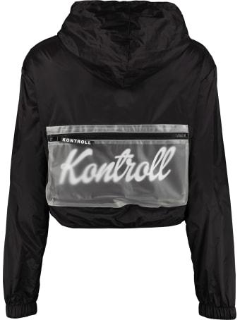 Kappa Kontroll Hooded Windbreaker