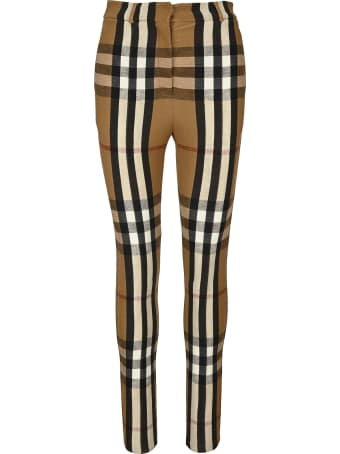 Burberry London Check Stretch Jersey Jodhpurs