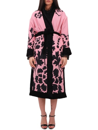 Marit Ilison Pink Coat