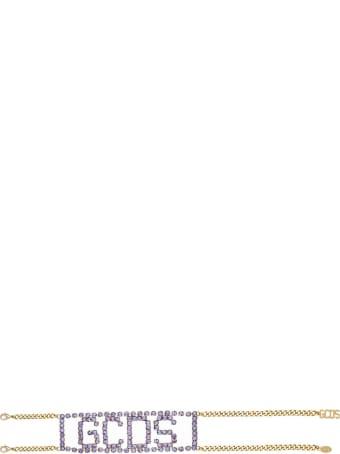 GCDS Logo Choker
