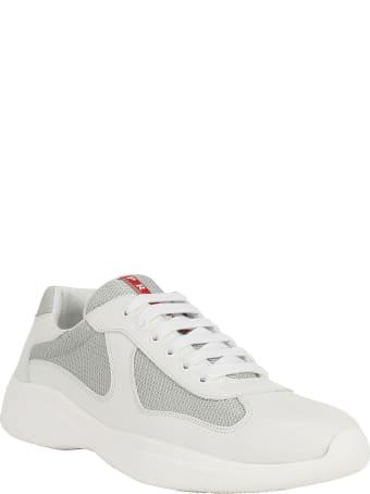 Prada New Americans Cup Sneakers