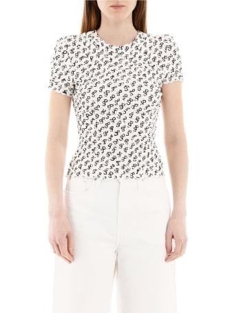 Saks Potts Chica T-shirt With Monogram