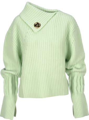 J.W. Anderson Jw Anderson Asymmetric Collar Sweater