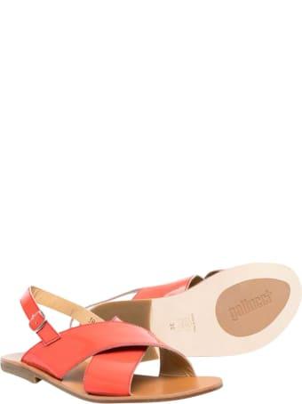 Gallucci Kids Red Sandals
