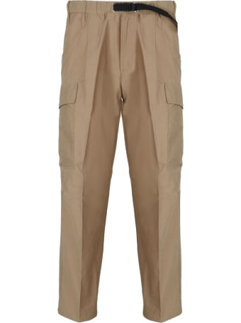 White Sand Cargo Pants