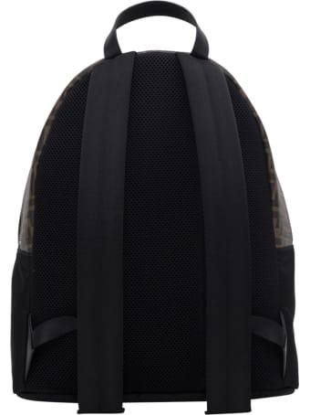 Fendi Diagonal Ff Backpack