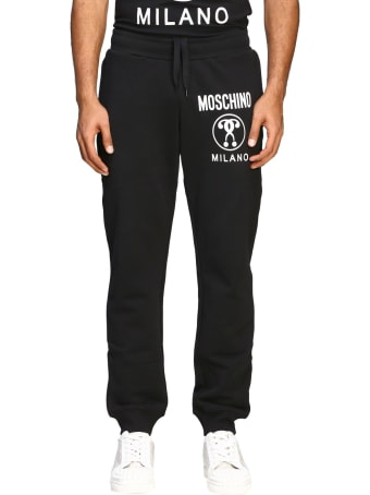 Moschino Couture Sweat Moschino Couture Jogging Trousers With Logo