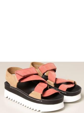 Clarks Originals Flat Sandals Shoes Women Clarks Originals