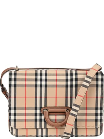 Burberry London Medium D-ring Shoulder Bag