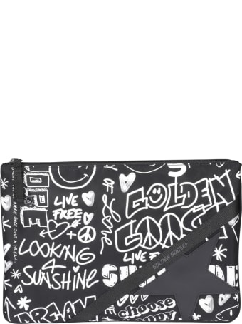 Golden Goose Large Journey Pouch
