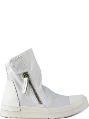 Cinzia Araia High-top Sneaker In White