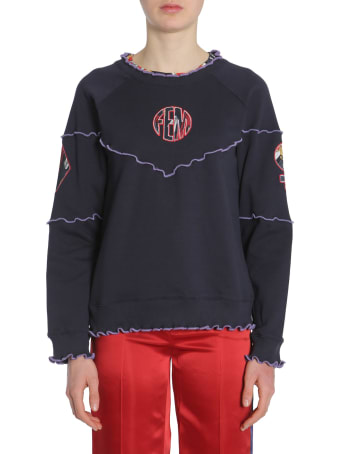 Opening Ceremony Sweatshirt With Oc Patch