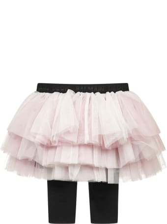 Balmain Paris Kids Skirt