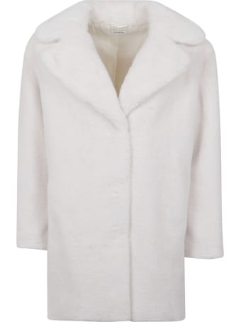 Parosh Faux Fur Jacket